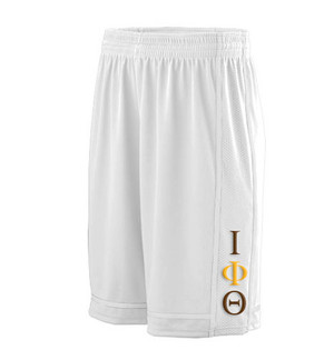 Deference Clothing® compatible with Iota Phi Theta Clothing® Chapter 32  Basketball Shorts