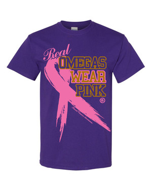 Deference Clothing® compatible with Omega Psi Phi Clothing® Chapter 34 Wear Pink