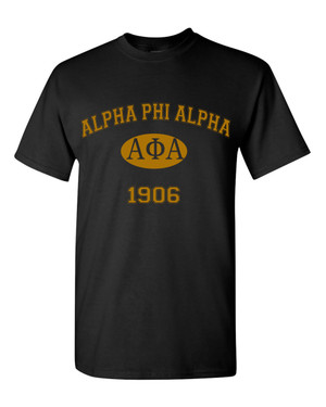 Deference Clothing® compatible with Alpha Phi Alpha Clothing® Chapter 35 Collegiate