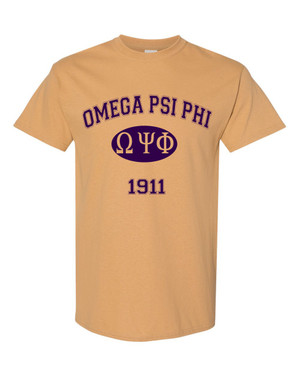 Deference Clothing® compatible with Omega Psi Phi Clothing® Chapter 35 Collegiate