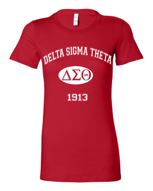 Deference Clothing® compatible with Delta Sigma Theta Clothing® Chapter 35 Collegiate