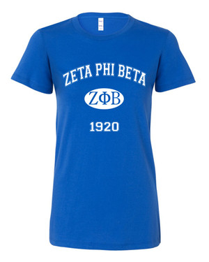 Deference Clothing® compatible with Zeta Phi Beta Clothing® Chapter 35 Collegiate