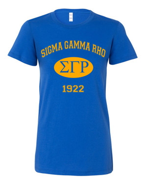 Deference Clothing® compatible with Sigma Gamma Rho Clothing® Chapter 35 Collegiate