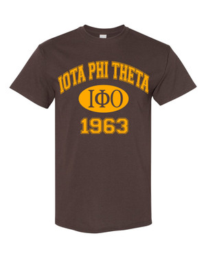 Deference Clothing® compatible with Iota Phi Theta Clothing® Chapter 35 Collegiate