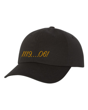 Deference Clothing® compatible with Alpha Phi Alpha Clothing® Chapter  36 Dad Hat Call