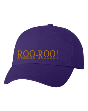 Deference Clothing® compatible with Omega Psi Phi Clothing® Chapter 36 Dad Hat Call