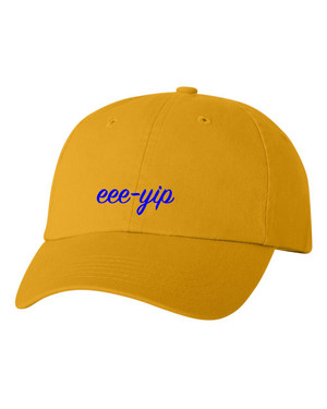 Deference Clothing® compatible with Sigma Gamma Rho Clothing® Chapter 36 Dad Hat Call