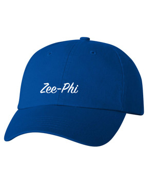 Deference Clothing® compatible with Zeta Phi Beta Clothing® Chapter 36 Dad Hat Call