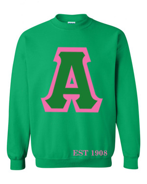 Deference Clothing® compatible with Alpha Kappa Alpha Clothing® Chapter 37 Chipmunk Sweatshirt