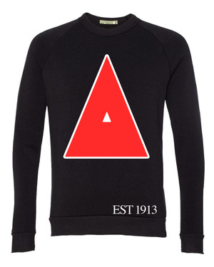 Deference Clothing® compatible with Delta Sigma Theta Clothing® Chapter 37 Chipmunk Sweatshirt