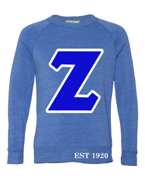 Deference Clothing® compatible with Zeta Phi Beta Clothing® Chapter 37 Chipmunk Sweatshirt