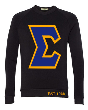 Deference Clothing® compatible with Sigma Gamma Rho Clothing® Chapter 37 Chipmunk Sweatshirt
