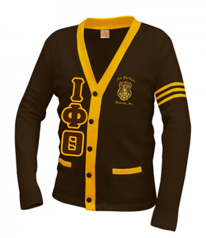 Deference Clothing® compatible with Iota Phi Theta Clothing® Chapter 38 Varsity Cardigan