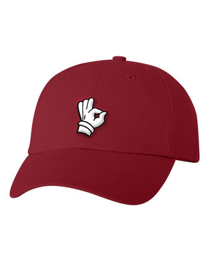 Deference Clothing® compatible with Kappa Alpha Psi Clothing® Chapter 39 Dad Hat Mickey