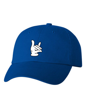 Deference Clothing® compatible with Zeta Phi Beta Clothing® Chapter 39 Dad Hat Mickey