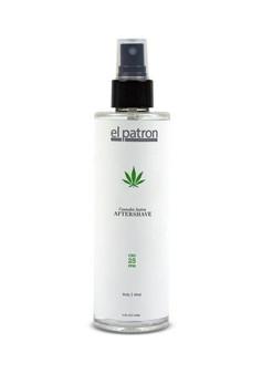 El Patron Cannabis Sativa CBD Aftershave