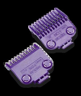 Andis Master Magnetic Comb Set — Dual Pack (2pcs) No.0 & No.1