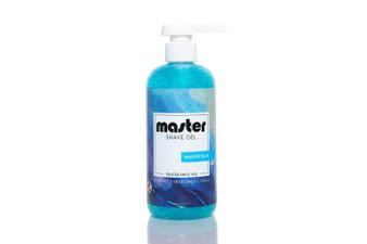 Master Blue Shave Gel