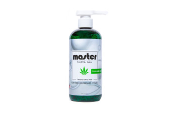 Master Cannabis Sativa Shaving Gel