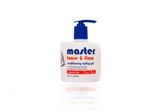 Master Loose & Flow Conditioning Styling Gel