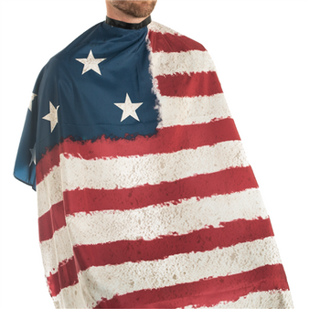 Campbell's Flag Cape - U.S.A.