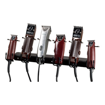 Barber Buddy Clipper Rack