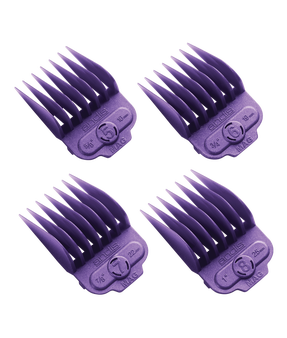 Andis Single Magnetic Comb Set — Large (4pcs)