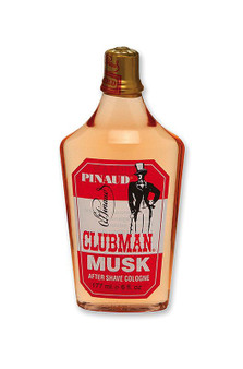 Clubman Pinaud Musk Aftershave Lotion
