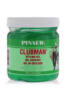 Clubman Pinaud Styling Gel, 16oz