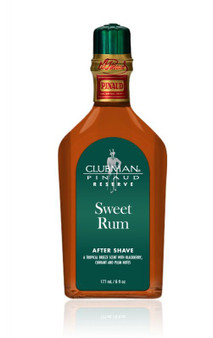 Clubman Reserve, Sweet Rum Aftershave Lotion
