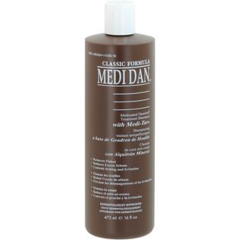 Medi Dan Classic Medicated Dandruff Shampoo