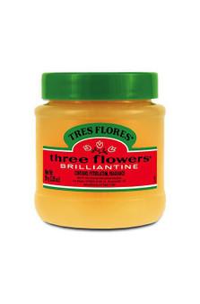 Tres Flores Brilliantine Solid, 3.25oz