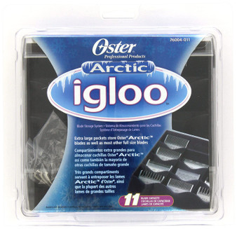 Oster® Arctic Igloo Detachable Blade Storage and Organizer