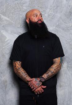Barber Strong - The Barber Jacket - Black