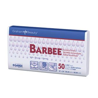 BARBEE® Economy 2-Ply White #1400 - Case