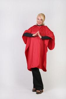 Bric McMann Cutting Cape - Red