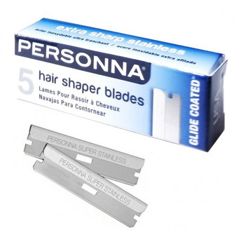 Personna Hair Shaper Blades - 5ct