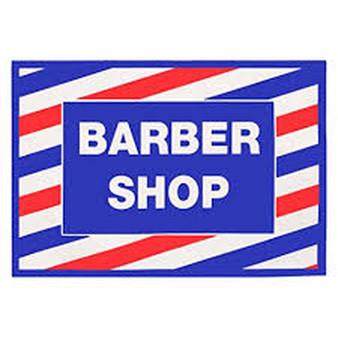 Scalpmaster Barbershop Decal