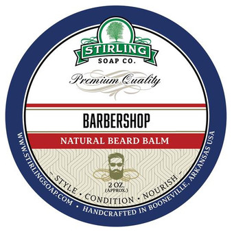 Stirling Beard Balm - Barbershop