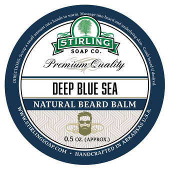 Stirling Beard Balm - Deep Blue Sea