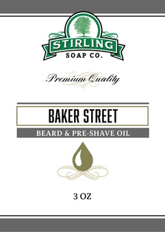 Stirling Beard/Pre-Shave Oil - Arkadia