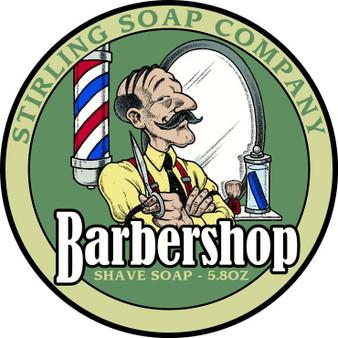 Stirling Shave Soap - Barbershop