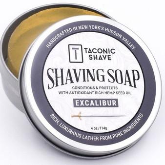 Taconic Shave Soap - Excalibur