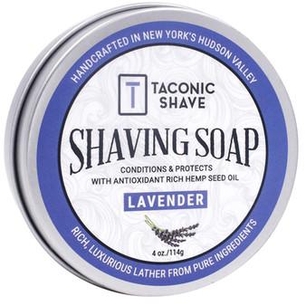 Taconic Shave Soap - Lavender