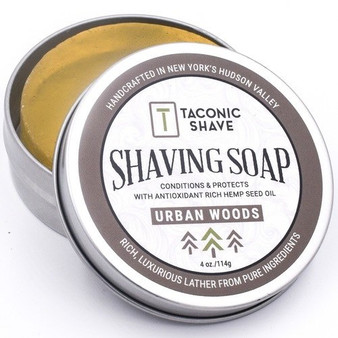 Taconic Shave Soap - Urban Woods