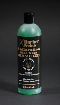 Xtreme Barber Xhilaration Aloe Shave Gel