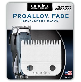 Andis ProAlloy Fade AAC-1 Replacement Blade Set
