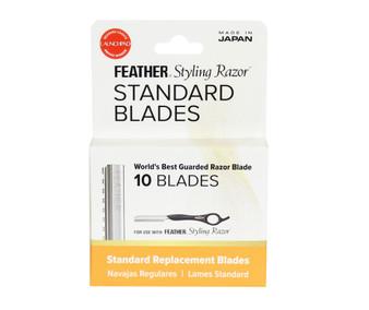 Feather Styling Razor Standard Blades