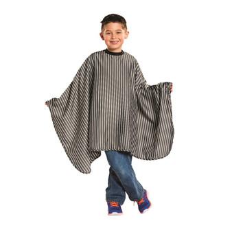 Scalpmaster Kid Cape - Striped