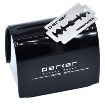 Parker Double Edge Blade Disposal Bank